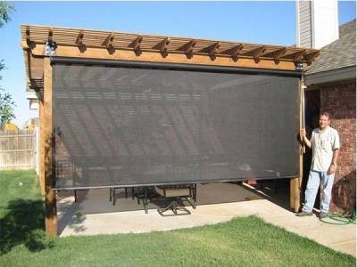 Latest household outdoor sun shade Roller Blind