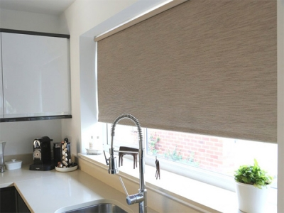 Custom New roller blinds for kitchen