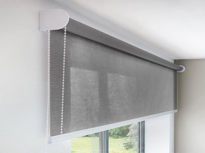 New fashion HDPE knitting roller blinds for wholesale