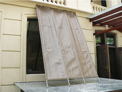 2018 Hot selling outdoor window shade for Japan