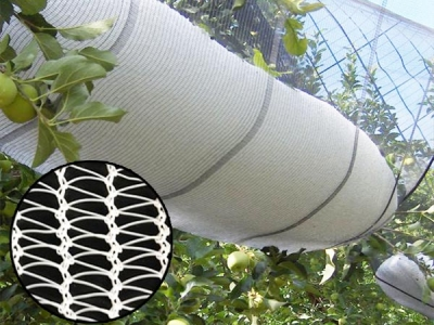 Custom High strength HDPE Anti Hail Net for The fruit tree protection