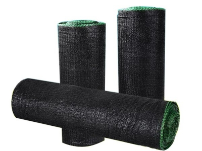 Low Price 50-75gsm Black shade net for Agriculture
