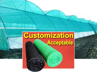 Custom Various styles agricultural sun shade net from Deli Factory