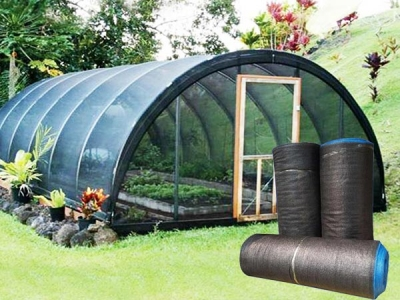 New Style Environmental Protection Black HDPE Shade Net Roll for Garden Greenhouse