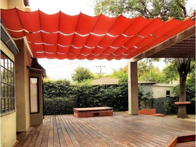 Best selling Wave sun shade sails for home and garden